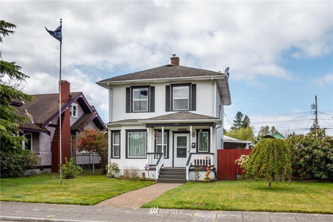Photo of 1928 Lombard Avenue, Everett, WA 98201 (MLS # 1762616)