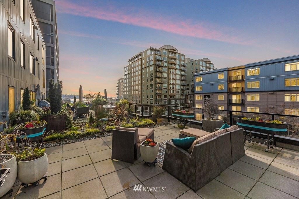 Photo of 81 Clay Street #422, Seattle, WA 98121 (MLS # 1788616)