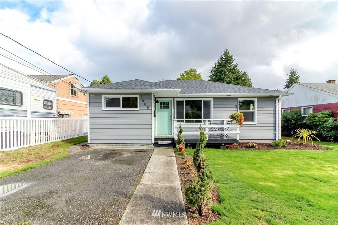 1605 S Monroe Street, Tacoma, WA 98405 - MLS#: 1850616