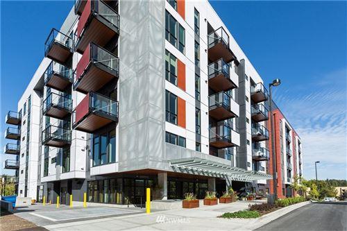 Photo of 1085 103rd Ave NE #110, Bellevue, WA 98004 (MLS # 1622617)
