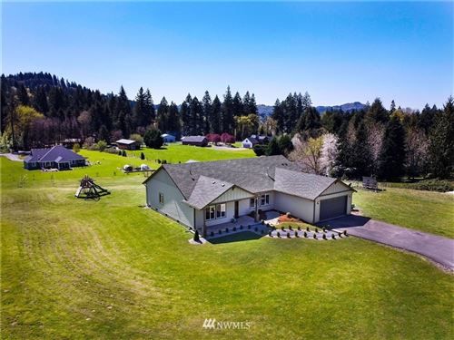 Photo of 3830 Lewis River Road, Woodland, WA 98474 (MLS # 1759620)