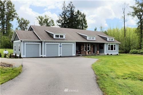 Photo of 7017 Samish Heights Place, Bow, WA 98232 (MLS # 1754623)