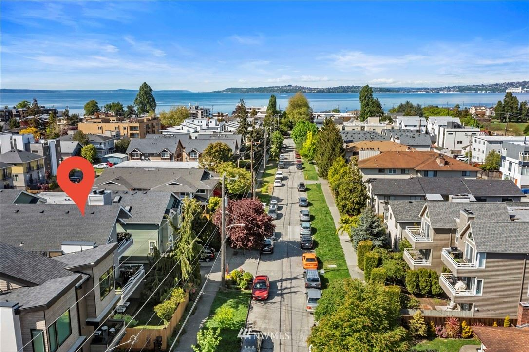 Photo of 3049 60th Avenue SW #2, Seattle, WA 98116 (MLS # 1769624)