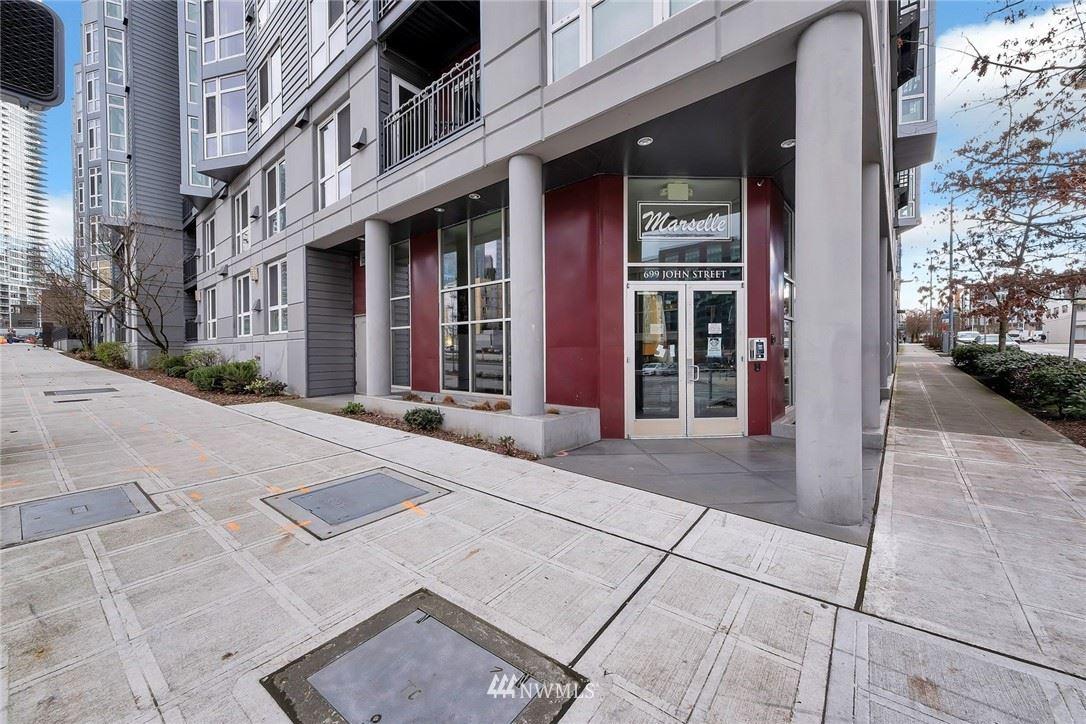 Photo of 699 John Street #117, Seattle, WA 98109 (MLS # 1741626)