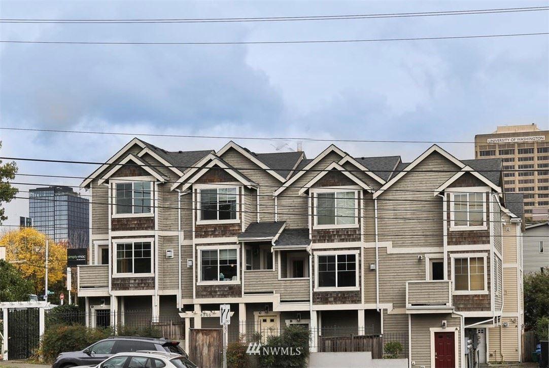 4346 7th Avenue NE #D, Seattle, WA 98105 - MLS#: 1849626