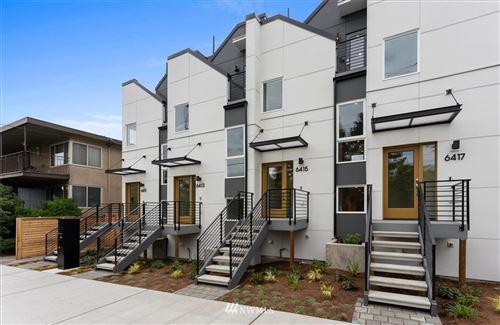 Photo of 6417 14th Avenue NW, Seattle, WA 98107 (MLS # 1780627)