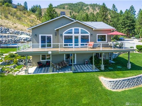 Photo of 4041 Lakeview Place, Chelan, WA 98816 (MLS # 1568628)