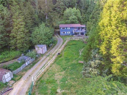 Photo of 741 Charley Creek Road, Clallam Bay, WA 98326 (MLS # 1829630)