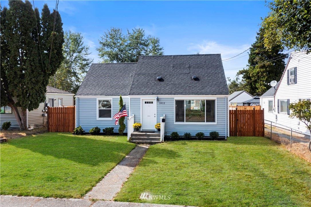 1012 S Oxford Street, Tacoma, WA 98465 - MLS#: 1840630