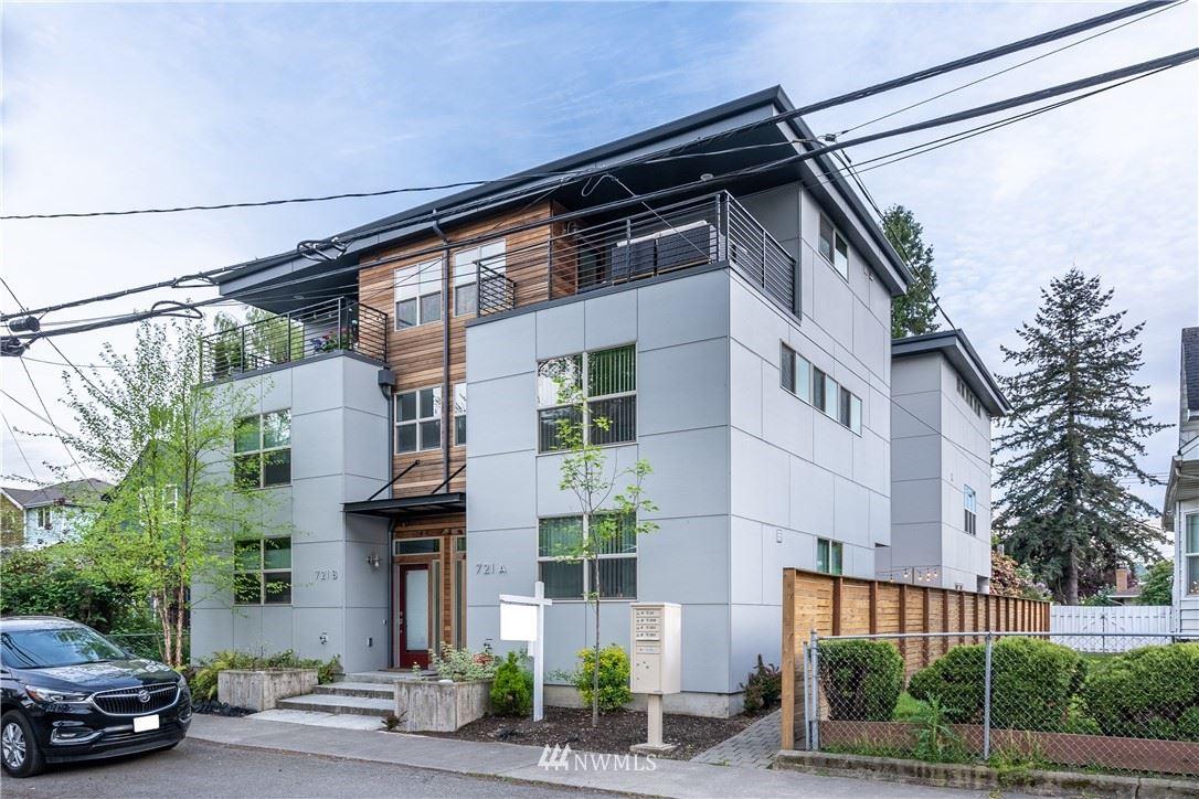 Photo of 721 S Homer Street #A, Seattle, WA 98108 (MLS # 1757631)