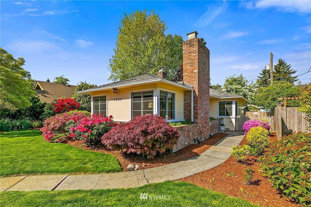 Photo of 3809 44th Avenue SW, Seattle, WA 98116 (MLS # 1771633)