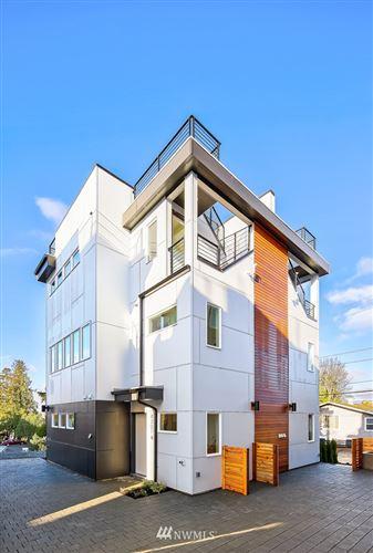 Photo of 4311 SW Frontenac Street #B, Seattle, WA 98136 (MLS # 1720634)