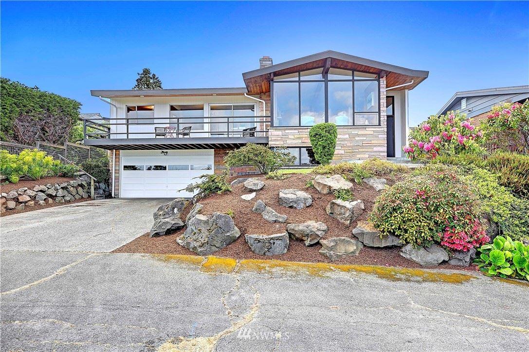Photo of 2425 NW Blue Ridge Drive, Seattle, WA 98177 (MLS # 1776634)
