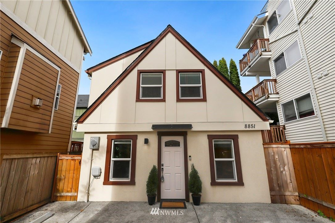 Photo of 8851 Stone Avenue N, Seattle, WA 98103 (MLS # 1775635)