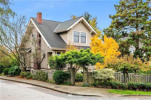 Photo of 801 Blaine Street, Seattle, WA 98119 (MLS # 1722637)