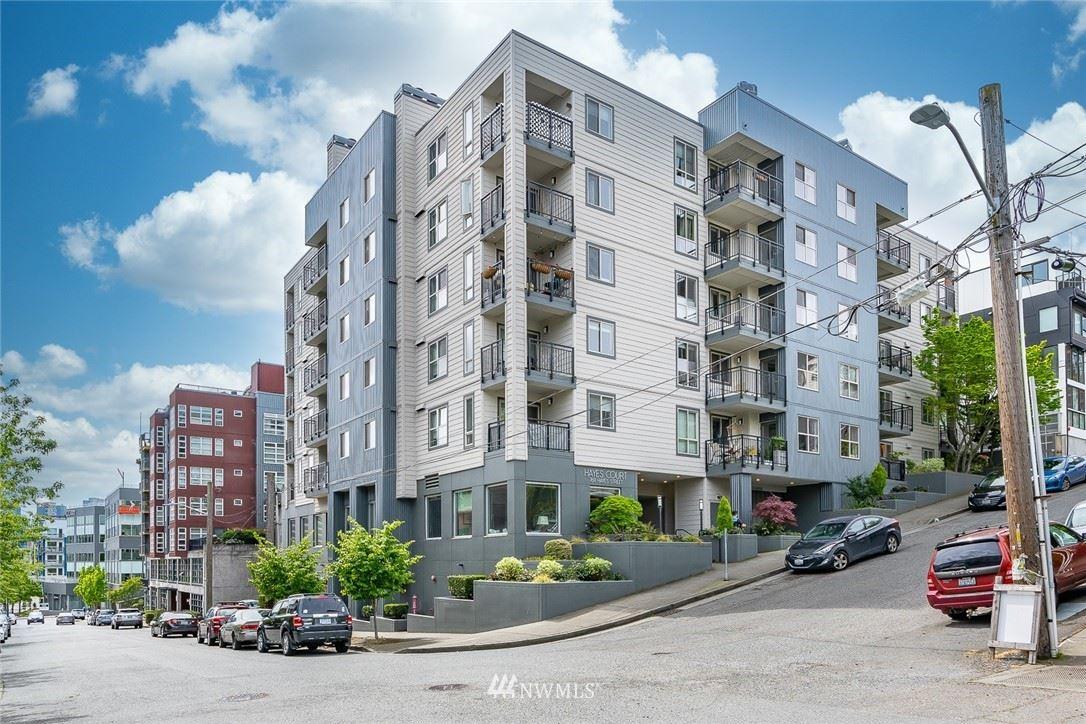 Photo of 769 Hayes Street #305, Seattle, WA 98109 (MLS # 1769637)