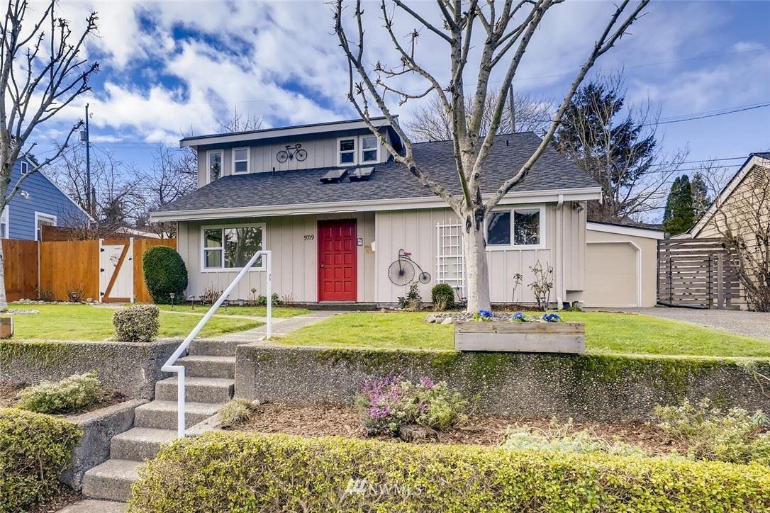 Photo of 9719 32nd Avenue SW, Seattle, WA 98126 (MLS # 1734638)