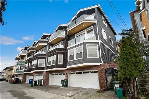 Photo of 2229 Boylston Avenue E #A, Seattle, WA 98102 (MLS # 1714639)
