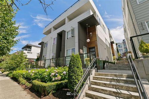 Photo of 2218 Franklin Avenue E #B, Seattle, WA 98102 (MLS # 1815640)