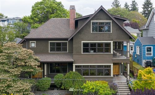 Photo of 7660 E Green Lake Drive N, Seattle, WA 98103 (MLS # 1694642)
