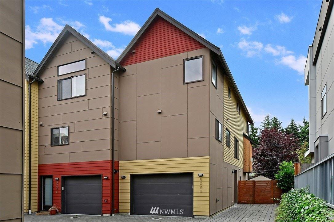 829 NW 97th Street #C, Seattle, WA 98117 - #: 1839642