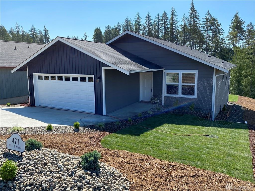 471 W B St, Shelton, WA 98584 - MLS#: 1637643