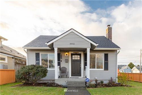 Photo of 3602 S K Street, Tacoma, WA 98418 (MLS # 1691645)