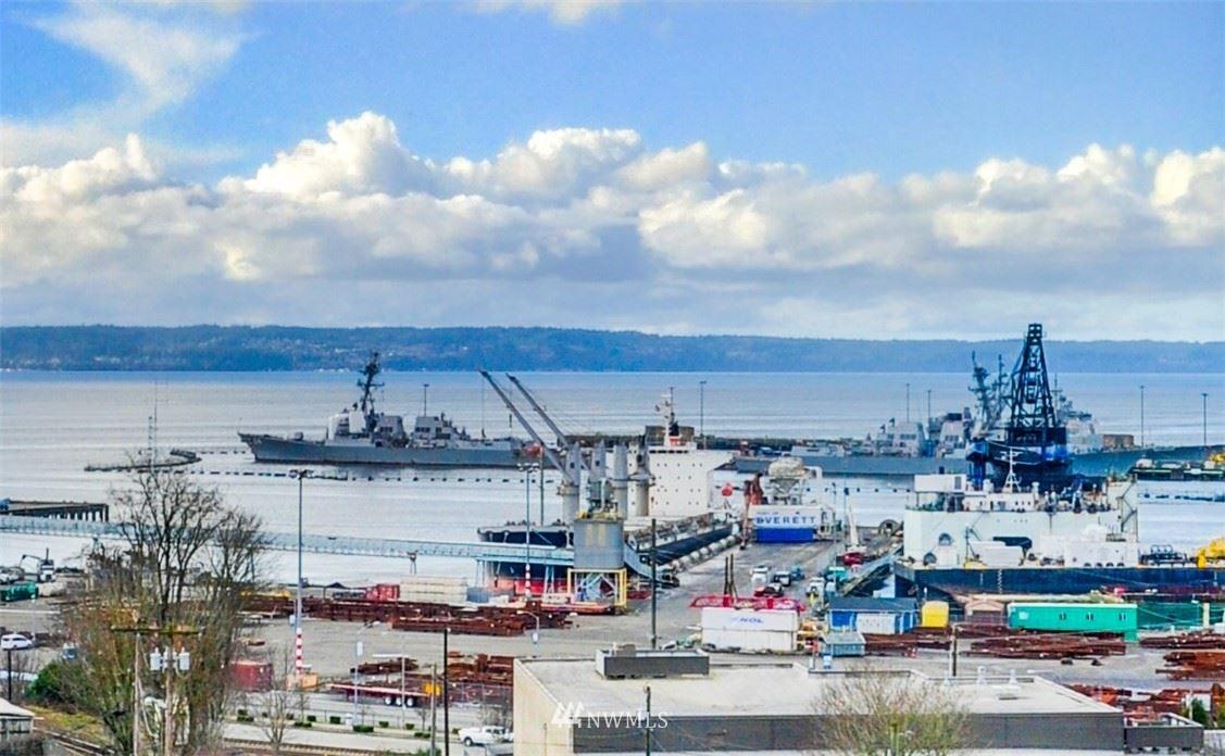 Photo of 2824 Grand Avenue #A501, Everett, WA 98201 (MLS # 1771645)