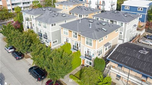 Photo of 310 Valley Street #B, Seattle, WA 98109 (MLS # 1667646)