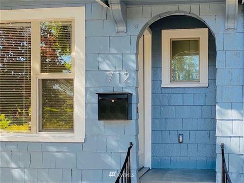 Photo of 712 NE 40th Street, Seattle, WA 98105 (MLS # 1680646)