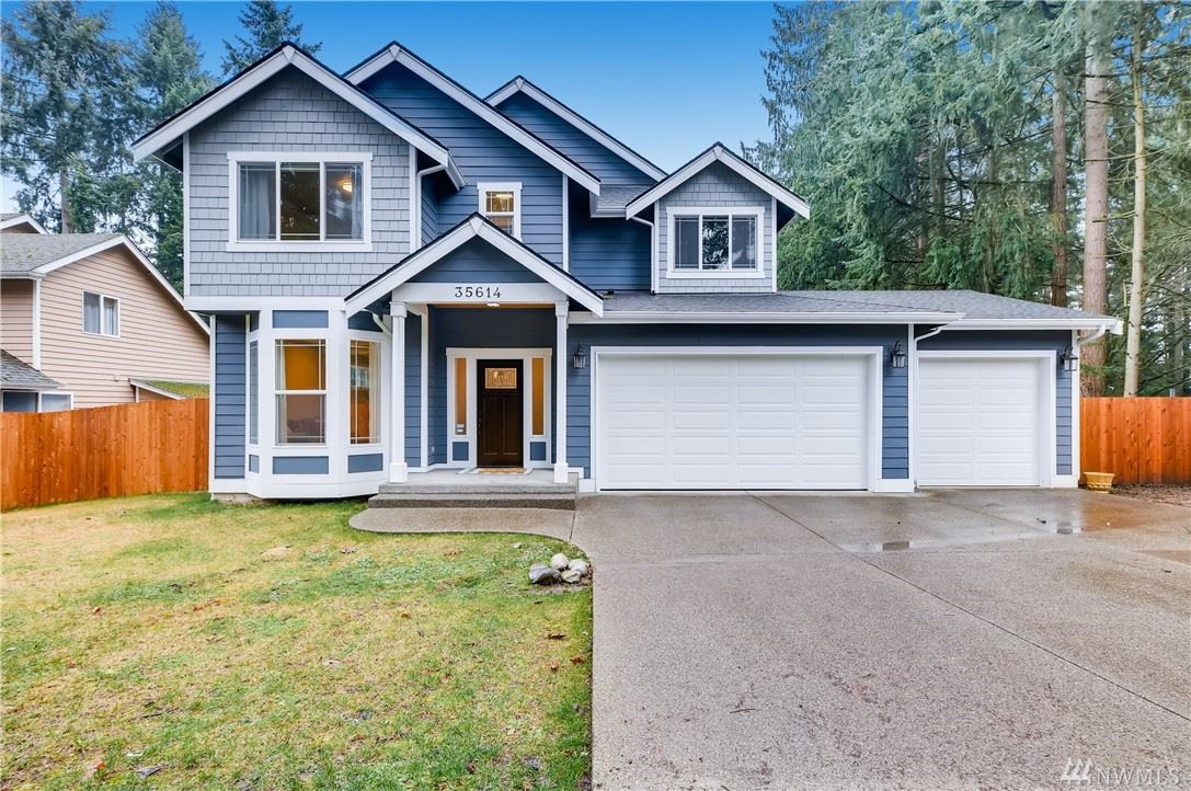 35614 4th Ave SW, Federal Way, WA 98023 - MLS#: 1554646