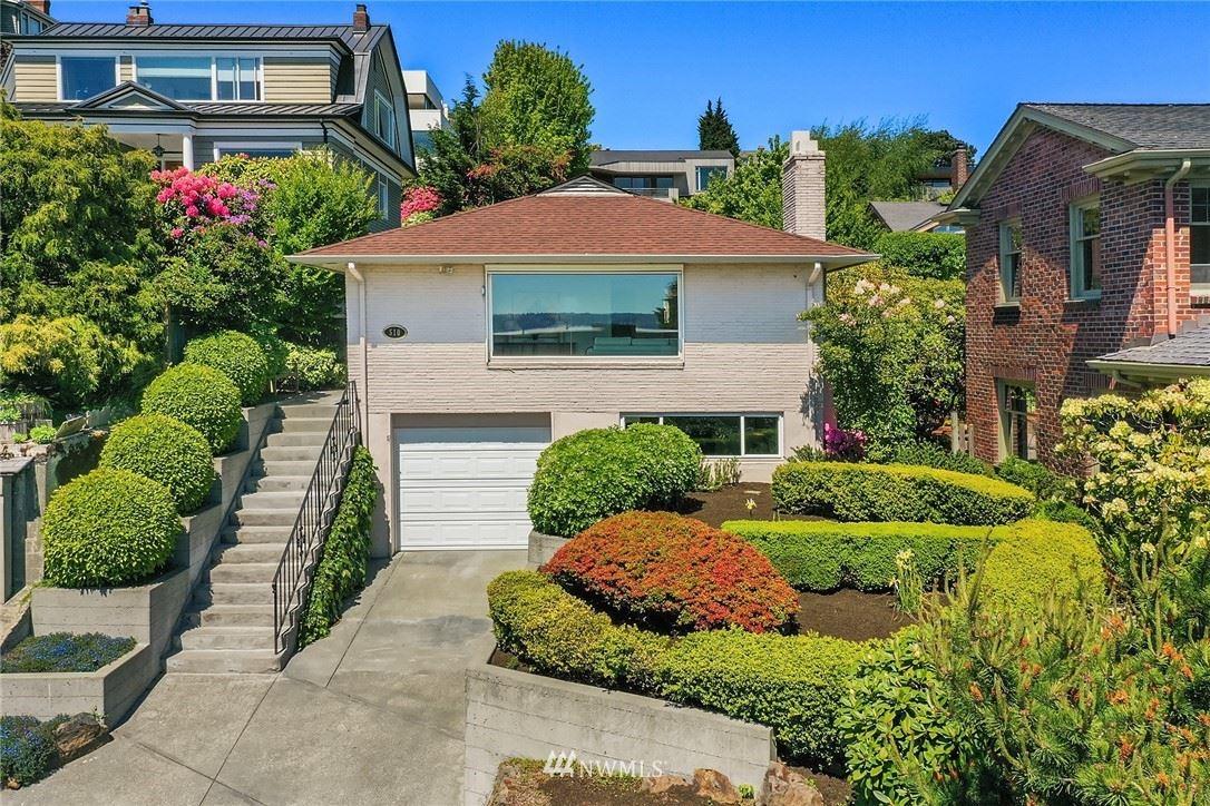 Photo of 510 W Kinnear Place, Seattle, WA 98119 (MLS # 1775646)
