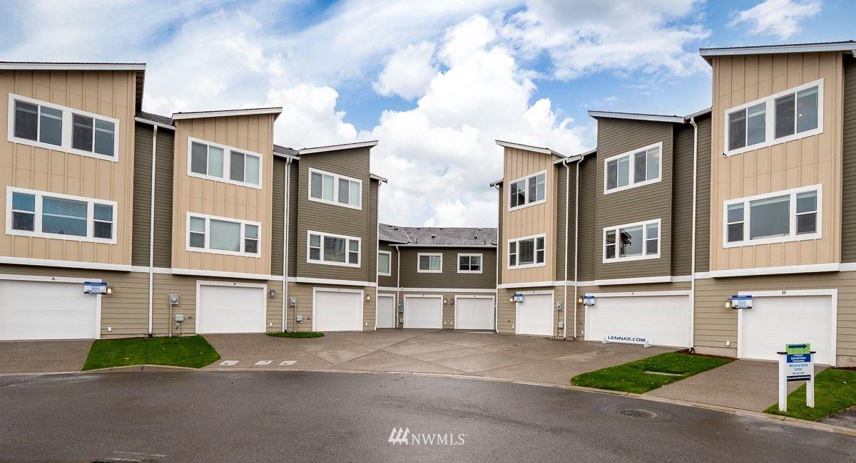 17415 118th Avenue Ct E #B, Puyallup, WA 98374 - #: 1793646