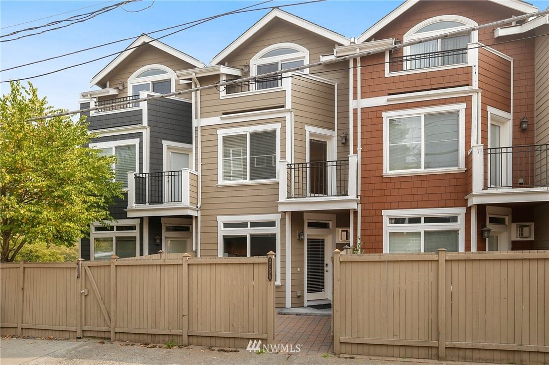 215 18th Avenue E #A, Seattle, WA 98112 - MLS#: 1641647