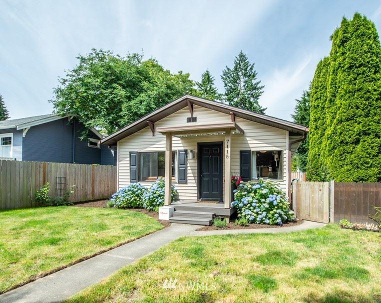 Photo of 7115 31st Avenue SW, Seattle, WA 98126 (MLS # 1793647)