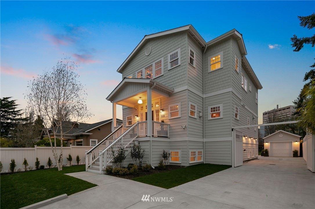 Photo of 1832 E Shelby Street, Seattle, WA 98112 (MLS # 1753649)