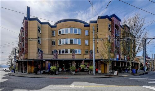 Photo of 1417 Queen Anne Avenue N #203, Seattle, WA 98109 (MLS # 1731650)
