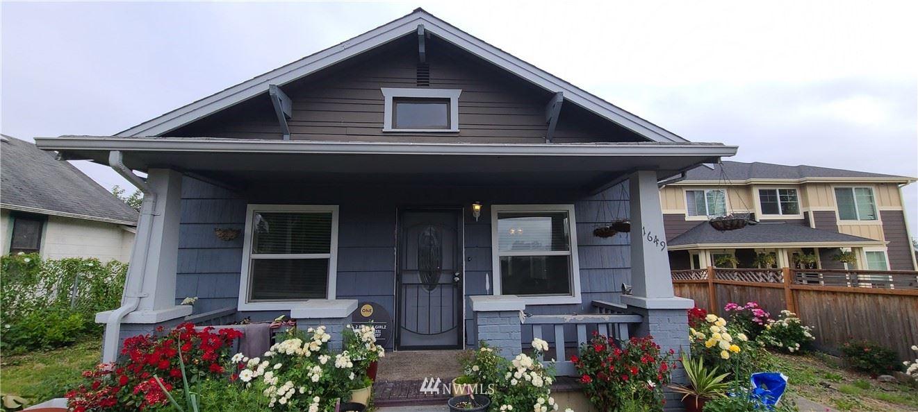 1649 E Wright Street, Tacoma, WA 98404 - #: 1805650