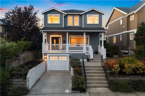 Photo of 2334 N 61st Street, Seattle, WA 98103 (MLS # 1848651)