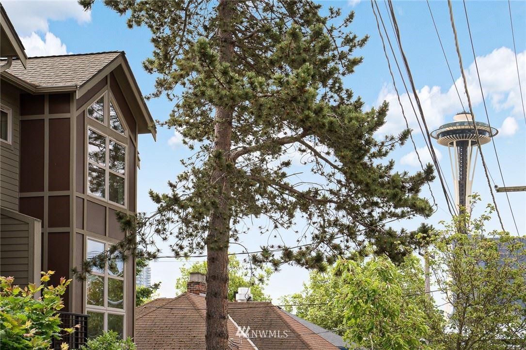 Photo of 716 Nob Hill Avenue N #A, Seattle, WA 98109 (MLS # 1781651)