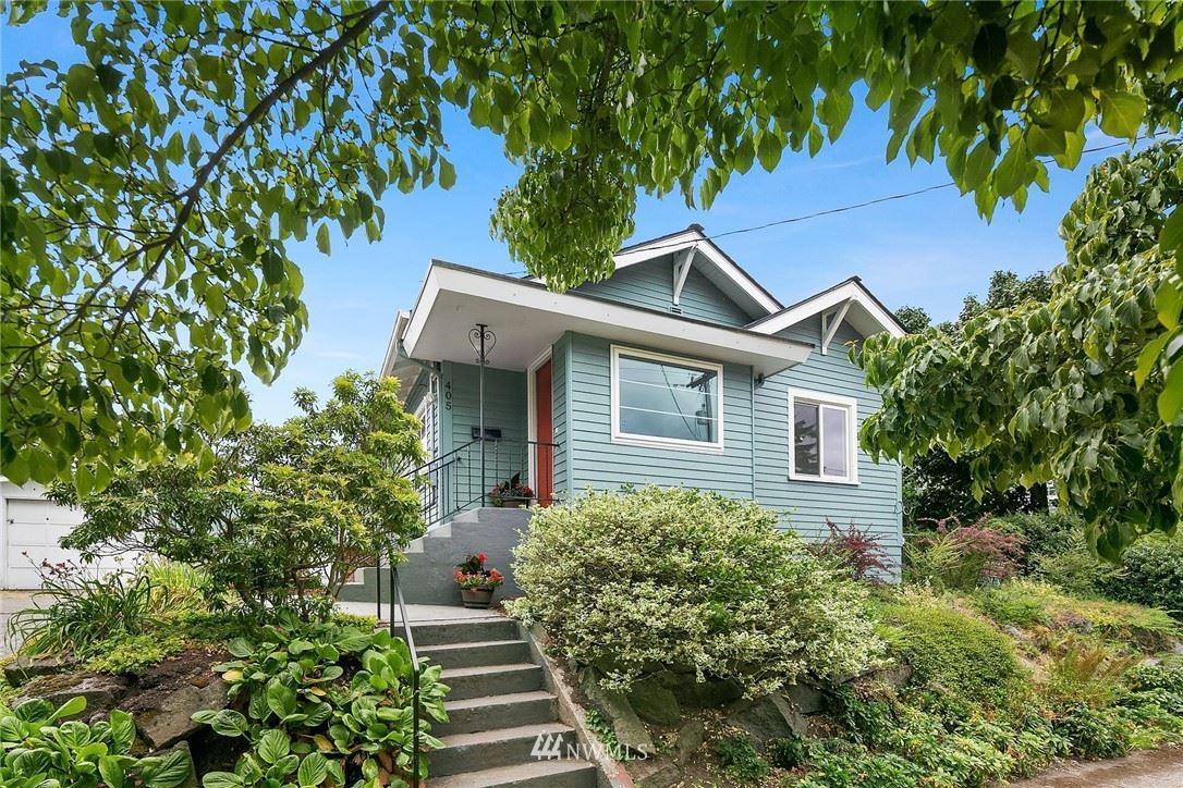 405 NW 72nd Street, Seattle, WA 98117 - #: 1812651