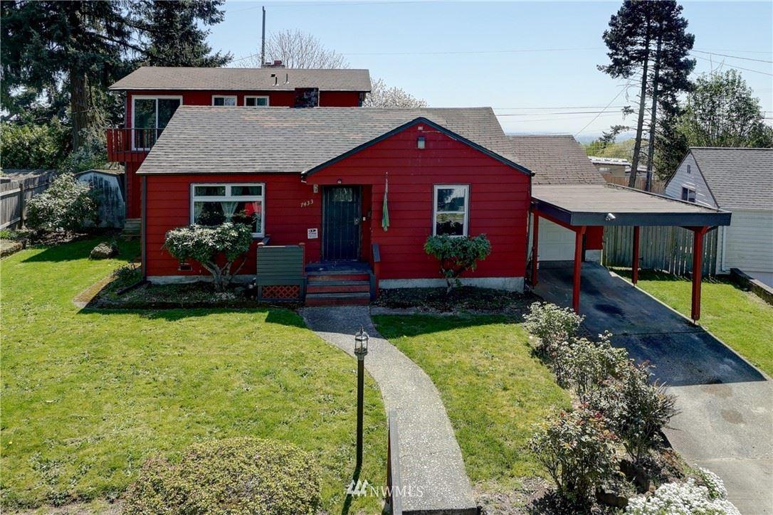 Photo of 7433 S 127th Street, Seattle, WA 98178 (MLS # 1761654)