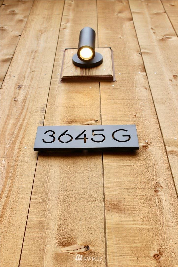 3645 22nd Avenue W #G, Seattle, WA 98199 - #: 1820657