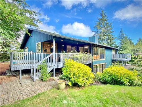 Photo of 7563 NE Meadowmeer Lane, Bainbridge Island, WA 98110 (MLS # 1666658)
