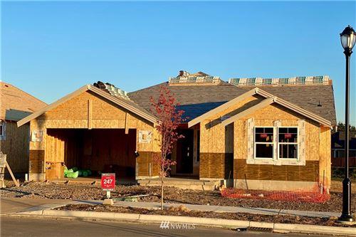 Photo of 9501 28th (Lot 247) Avenue SE, Lacey, WA 98513 (MLS # 1689659)