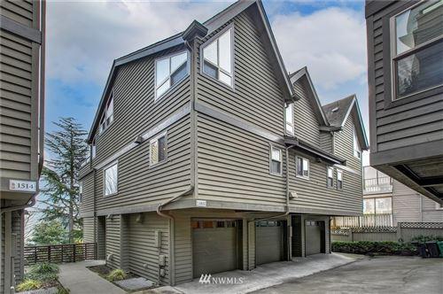 Photo of 1512 Taylor Avenue N #C, Seattle, WA 98109 (MLS # 1723659)