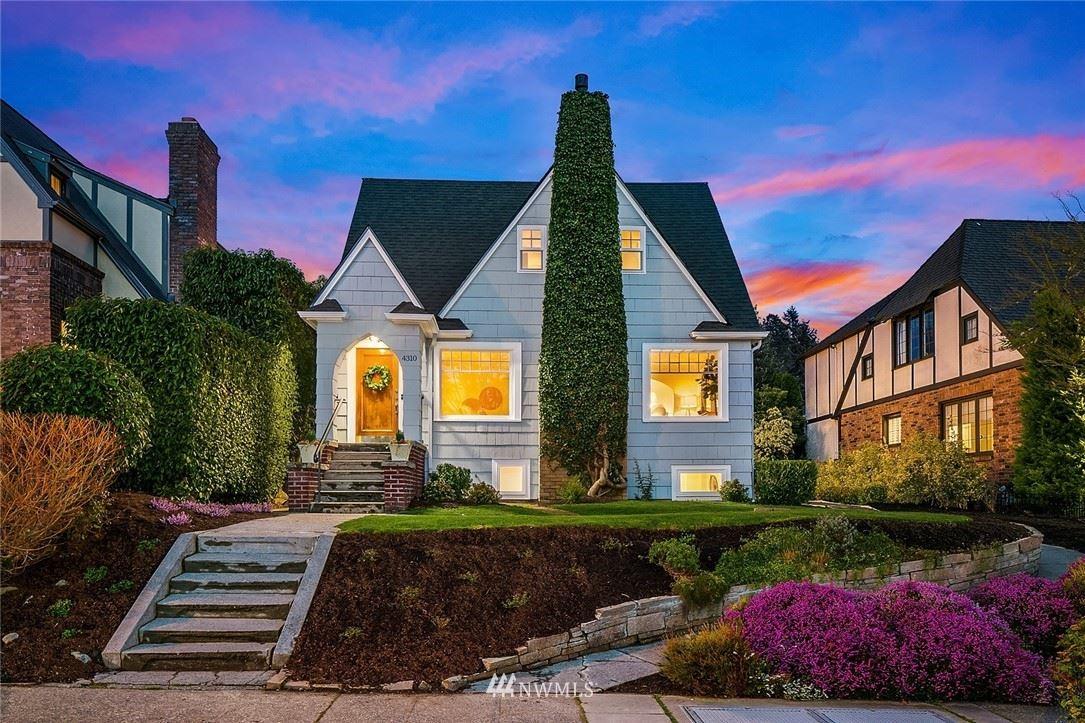 Photo of 4310 43rd Avenue NE, Seattle, WA 98105 (MLS # 1730660)