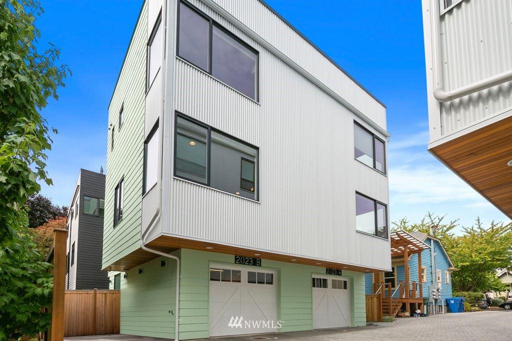 2023 NW 63rd Street #B, Seattle, WA 98107 - MLS#: 1839660