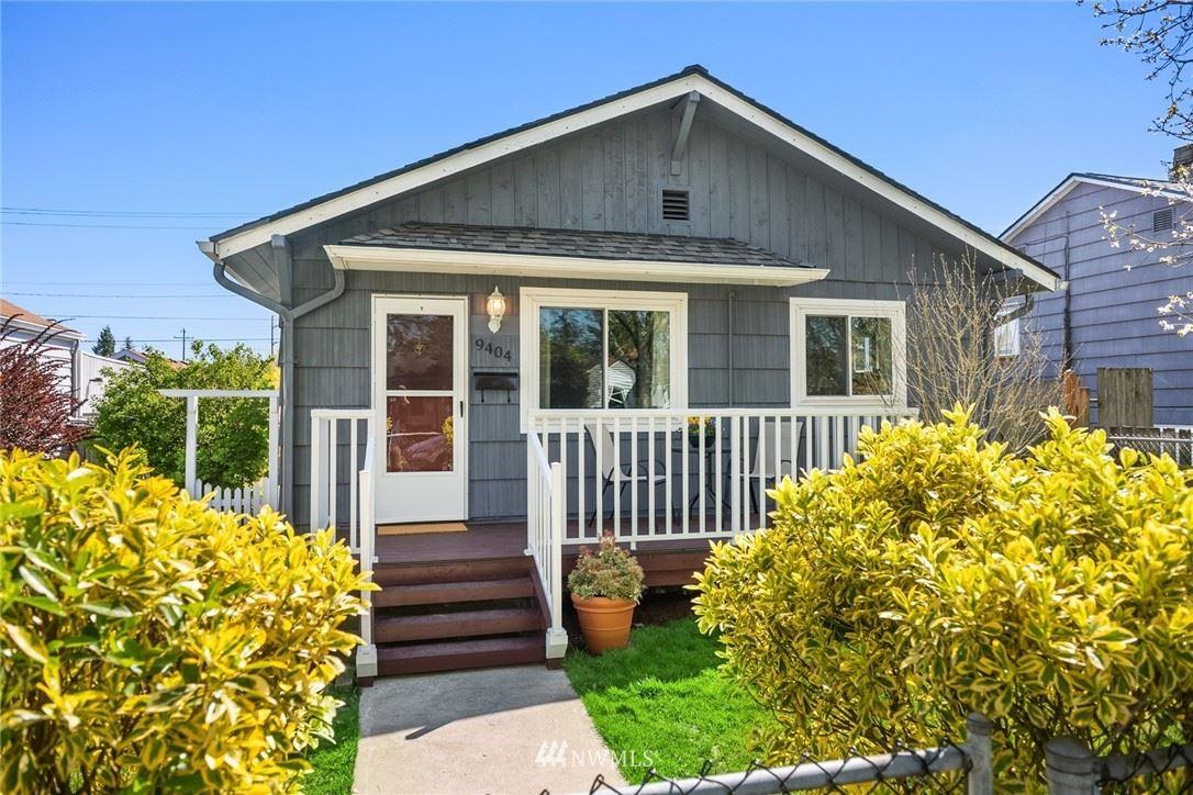 Photo of 9404 21st Avenue SW, Seattle, WA 98106 (MLS # 1760661)