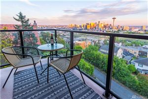 Photo of 100 Ward St #601, Seattle, WA 98109 (MLS # 1473662)